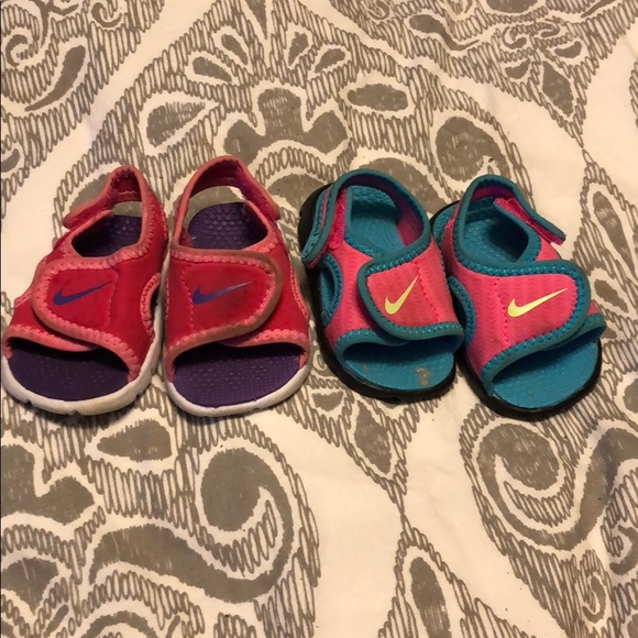 Nike Shoes | Baby Toddler Sandals Lot